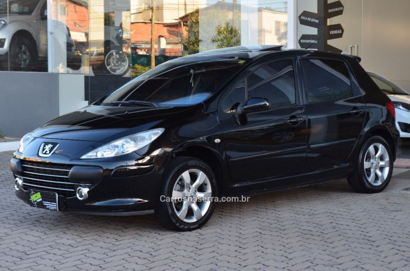 307 1.6 presence pack 16v flex 4p manual 2011 caxias do sul