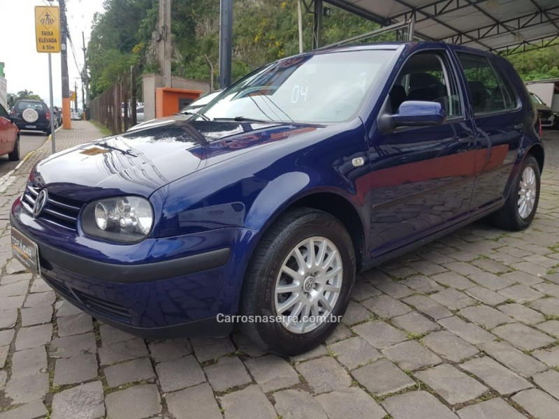 golf 2.0 mi plus 8v gasolina 4p manual 2004 carlos barbosa