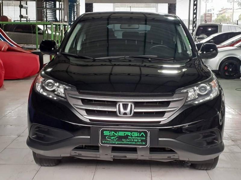CRV 2.0 LX 4X2 16V FLEX 4P AUTOMÁTICO - 2014 - CAXIAS DO SUL