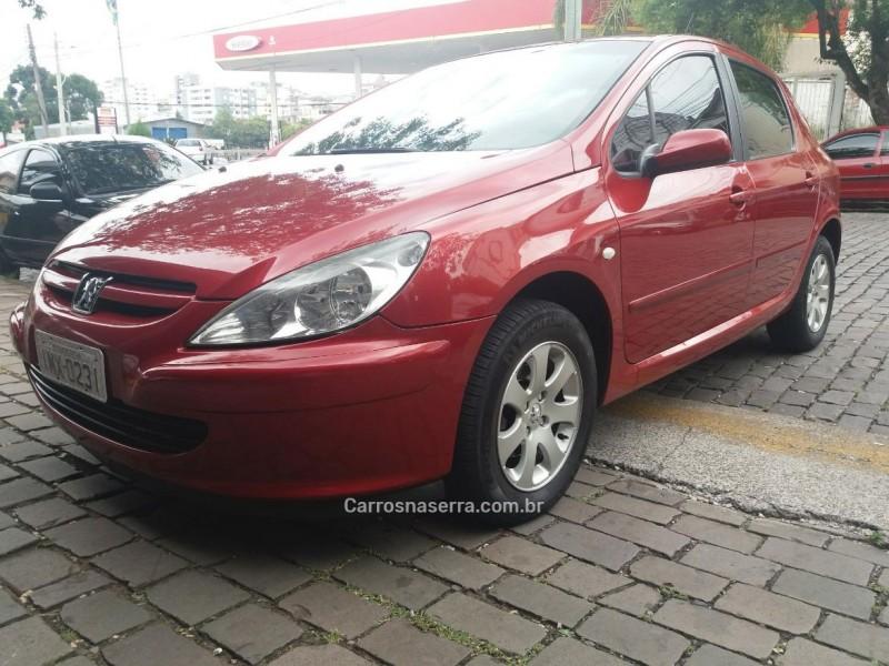 307 1.6 presence 16v gasolina 4p manual 2006 caxias do sul