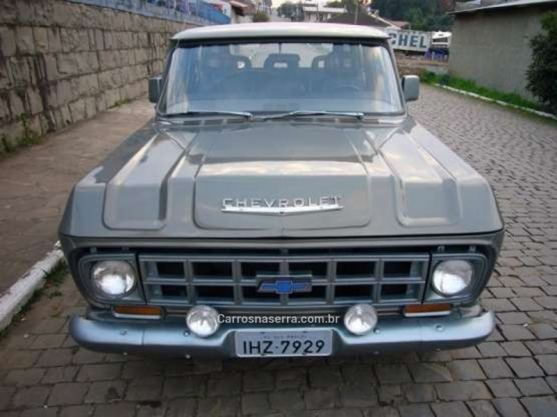 veraneio 4.0 luxo 8v diesel 4p manual 1970 sao marcos