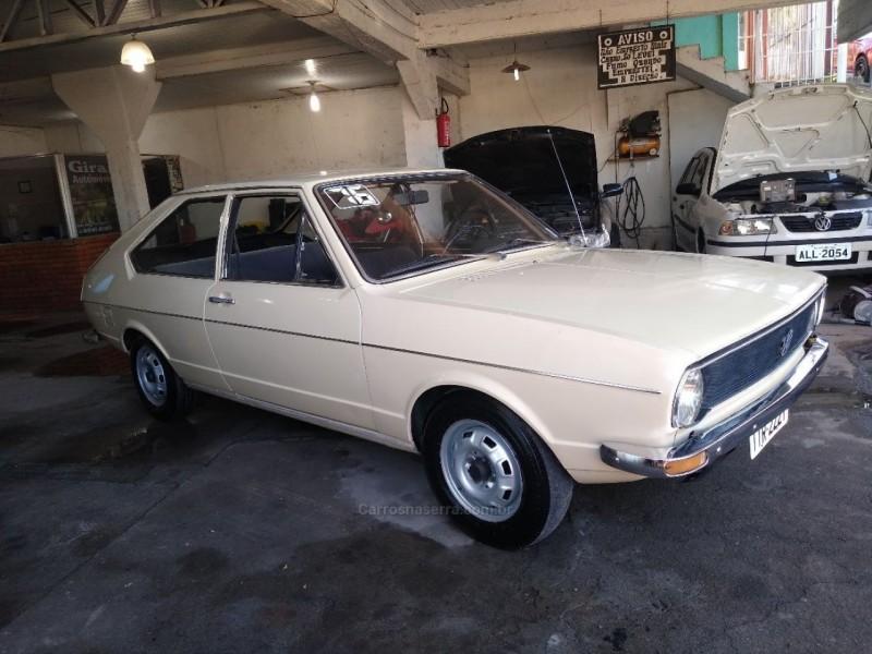 passat 1.6 ls 8v gasolina 2p manual 1976 caxias do sul