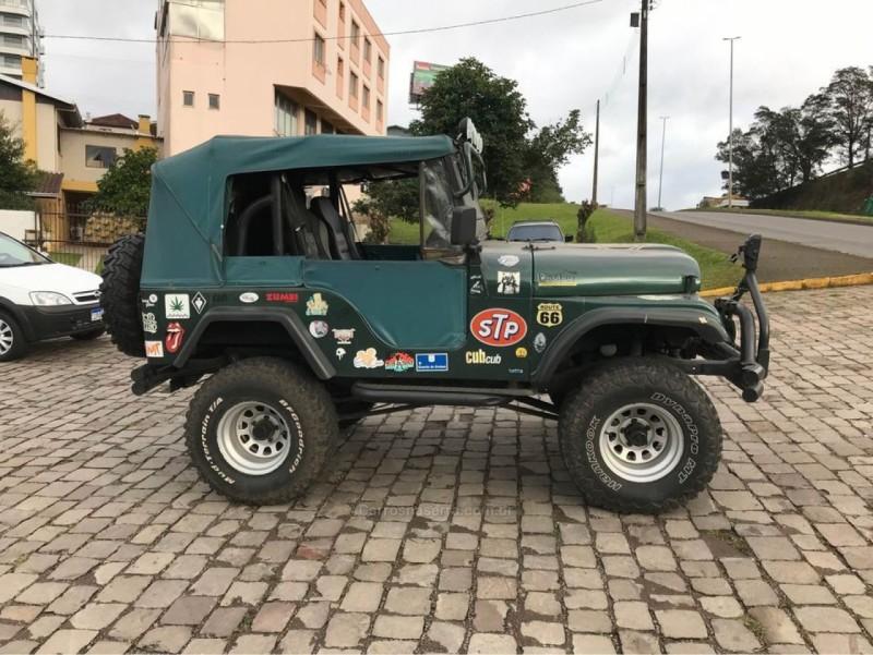jeep  1961 farroupilha