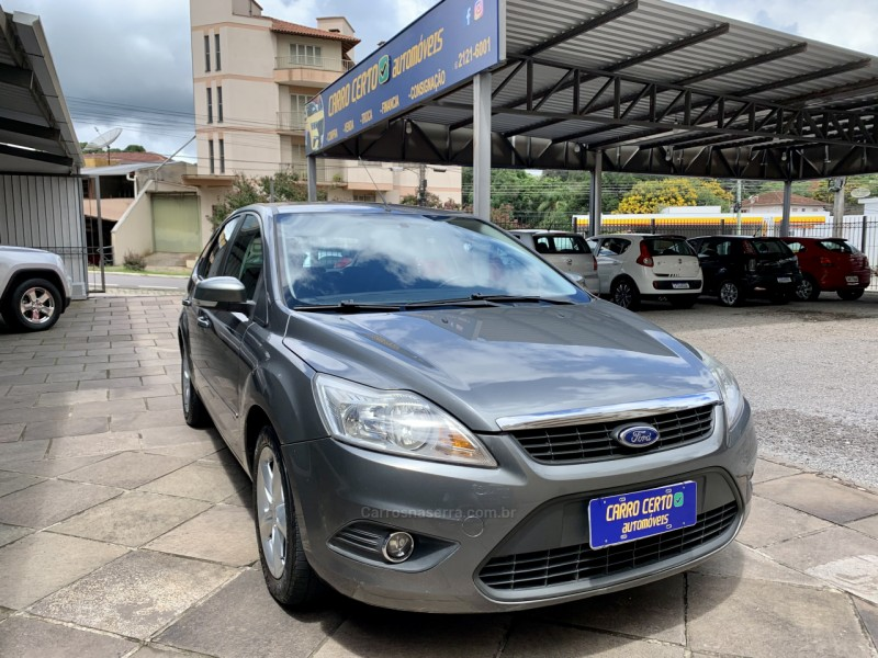 focus 1.6 glx 8v flex 4p manual 2011 nova prata