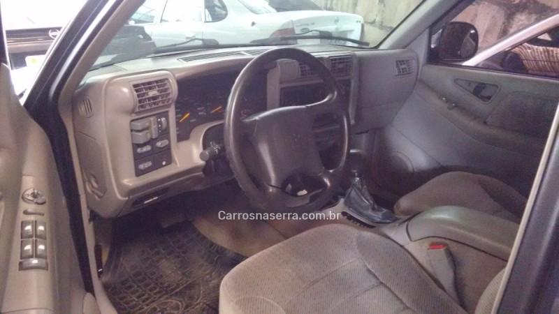 blazer 2.2 mpfi dlx 4x2 8v gasolina 4p manual 1997 caxias do sul