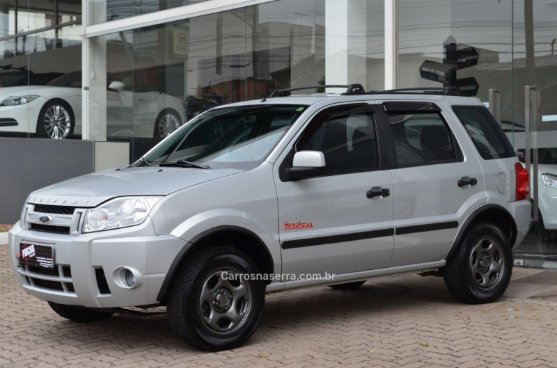 ecosport 1.6 xls 8v flex 4p manual 2009 caxias do sul