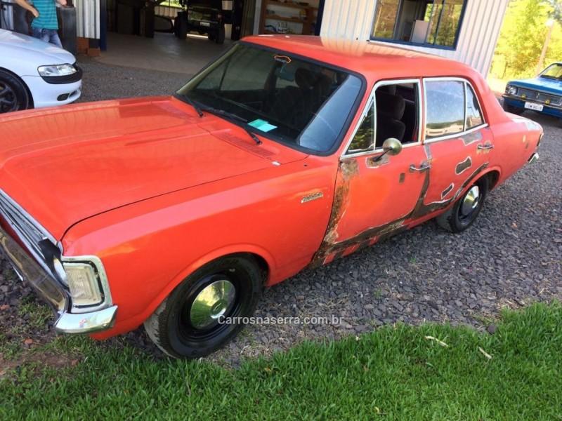 opala 2.5 de luxo 8v gasolina 4p manual 1973 bom principio