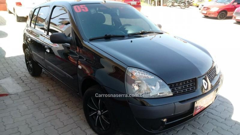 clio 1.0 expression 16v gasolina 4p manual 2005 caxias do sul