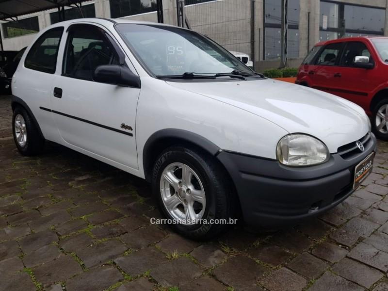 corsa 1.0 mpf wind 8v gasolina 2p manual 1995 carlos barbosa
