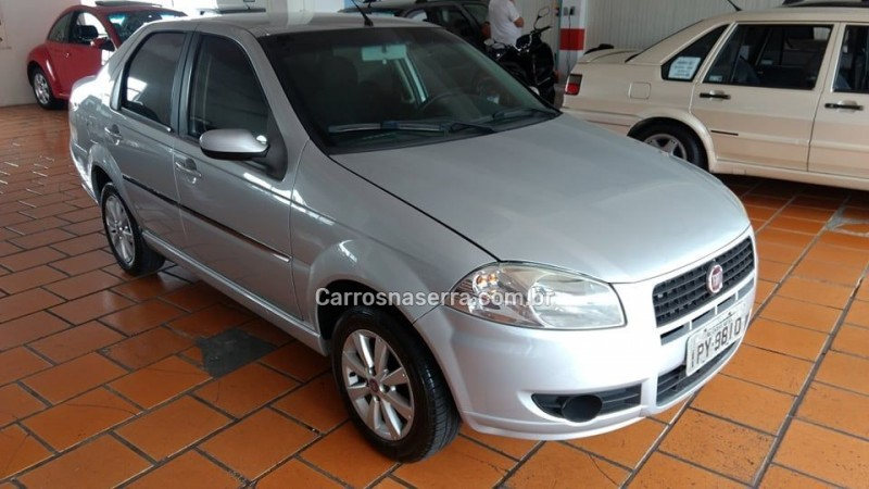 siena 1.0 mpi el 8v flex 4p manual 2011 caxias do sul