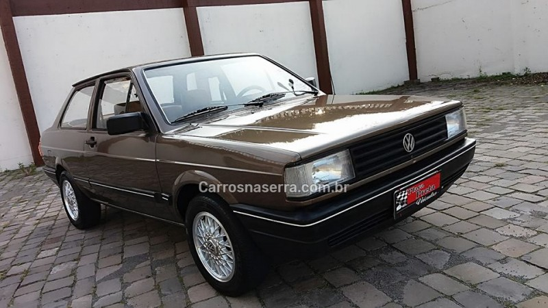 voyage 1.6 gl 8v gasolina 2p manual 1989 caxias do sul