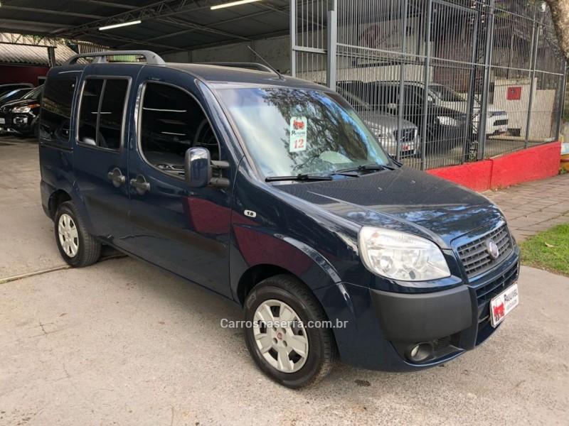 doblo 1.8 mpi essence 16v flex 4p manual 2012 caxias do sul