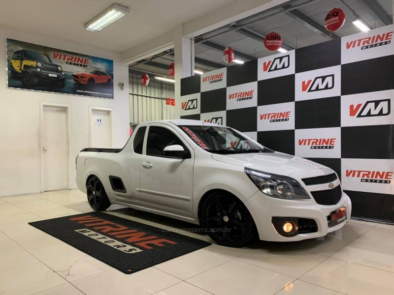 montana 1.4 mpfi ls cs 8v flex 2p manual 2013 estancia velha