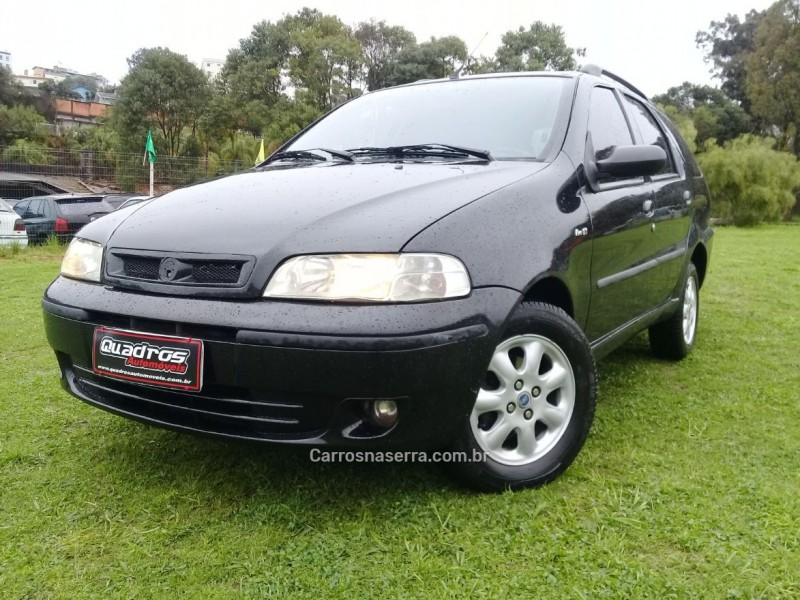 palio 1.3 mpi ex weekend 8v gasolina 4p manual 2004 caxias do sul