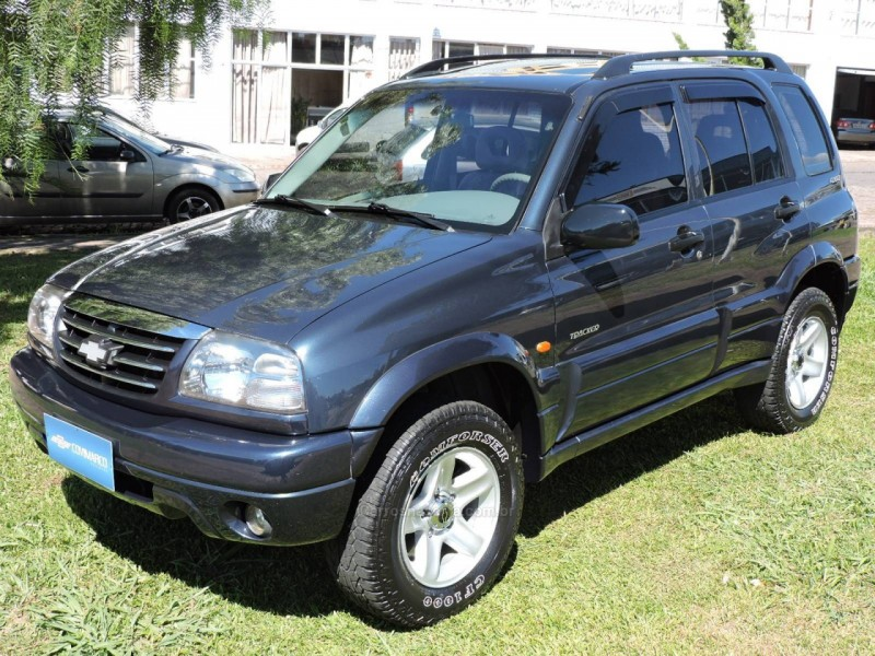 tracker 2.0 4x4 8v gasolina 4p manual 2008 sao marcos