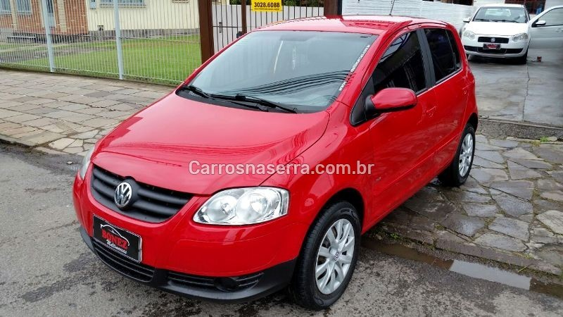 fox 1.6 mi plus 8v gasolina 4p manual 2010 caxias do sul