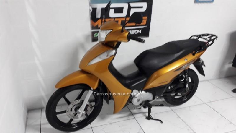 BIZ 125 EX - 2011 - SãO MARCOS