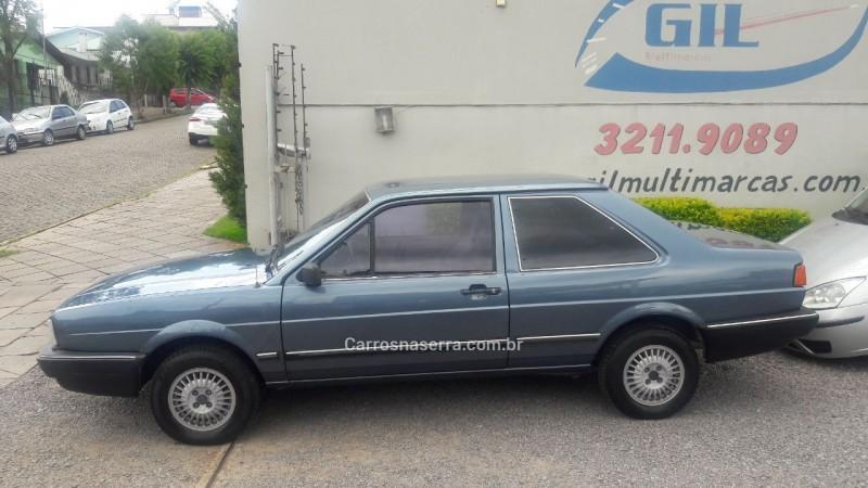 santana 1.8 cl 8v gasolina 2p manual 1988 caxias do sul