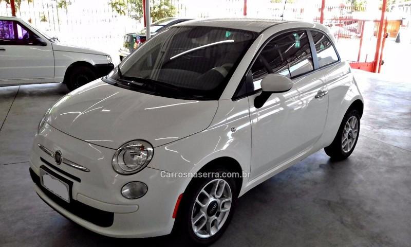 500 1.4 CULT 8V FLEX 2P AUTOMATIZADO - 2013 - CAXIAS DO SUL