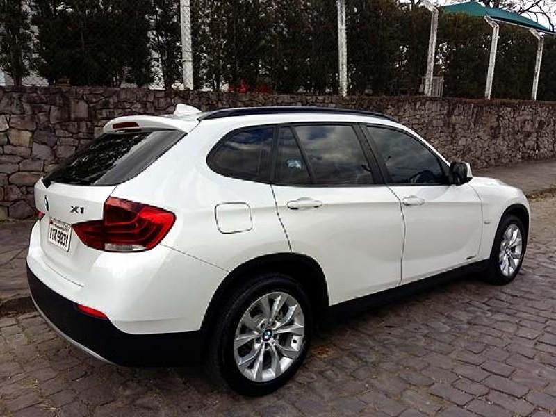 X1 2.0 18I S-DRIVE 4X2 16V GASOLINA 4P AUTOMÁTICO - 2013 - CAXIAS DO SUL