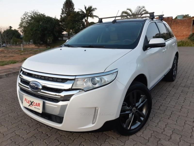 edge 3.5 limited awd v6 24v gasolina 4p automatico 2013 estancia velha
