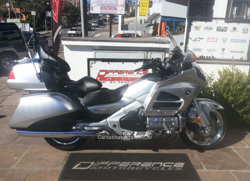 gl 1800 gold wing 2013 caxias do sul