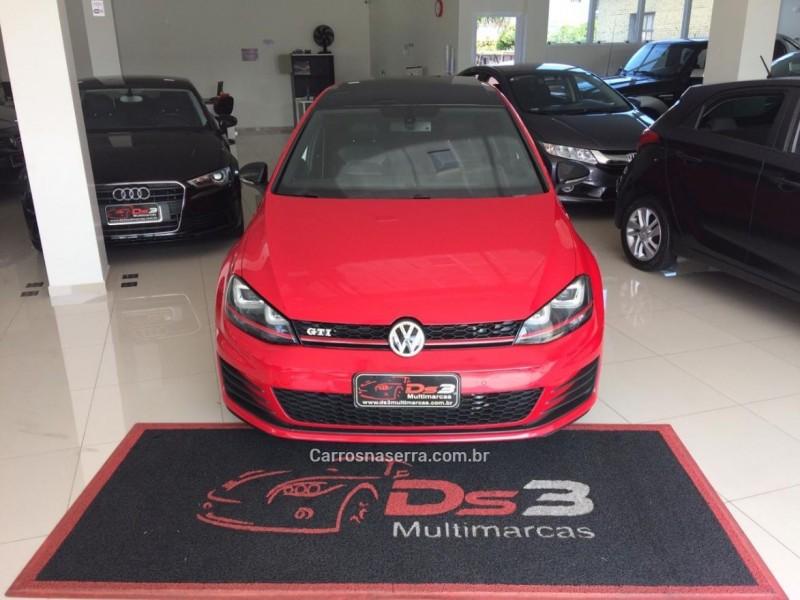 golf 2.0 tsi gti 16v turbo gasolina 4p automatico 2014 flores da cunha