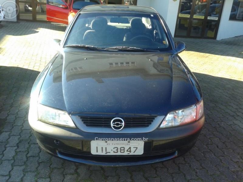 vectra 2.0 mpfi gls 8v gasolina 4p manual 1999 farroupilha