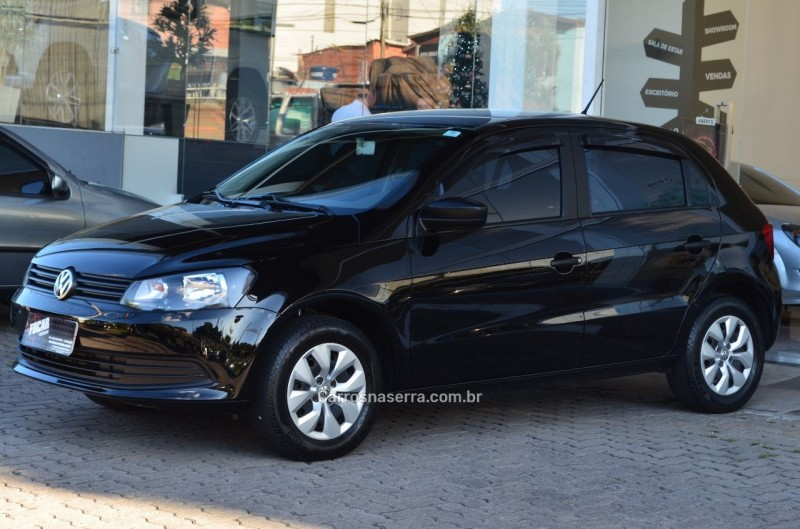 gol 1.6 msi totalflex trendline 4p manual 2016 caxias do sul