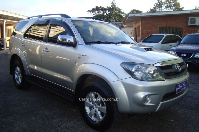 hilux sw4 3.0 srv 4x4 16v turbo intercooler diesel 4p automatico 2008 caxias do sul