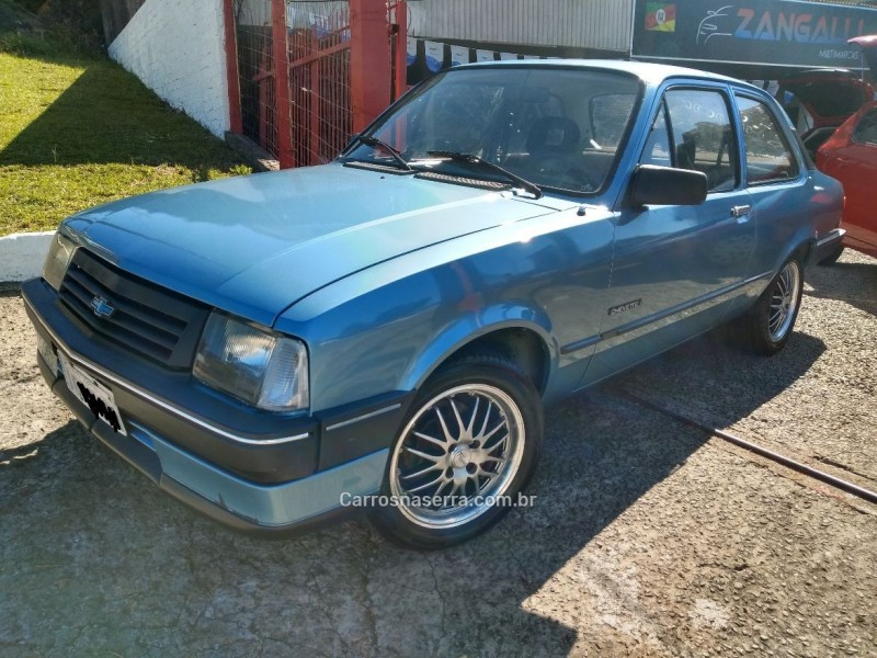 chevette 1.6 l 8v gasolina 2p manual 1993 farroupilha