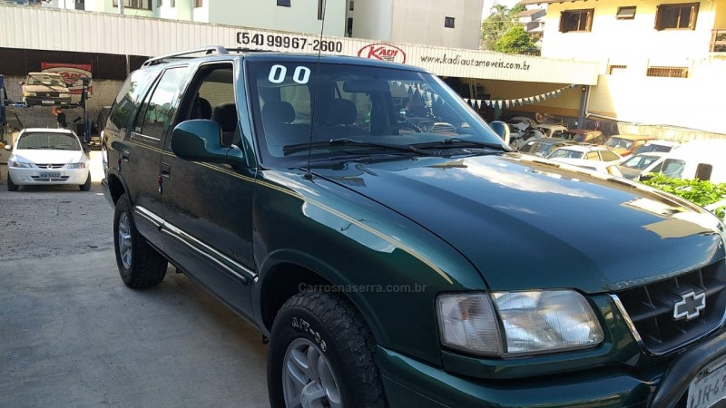 blazer 2.2 mpfi dlx 4x2 8v gasolina 4p manual 2000 caxias do sul