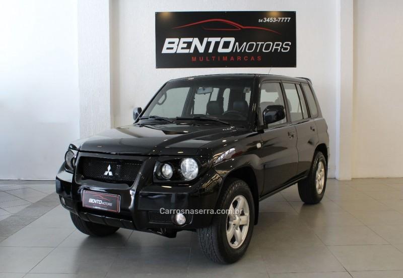 pajero tr4 2.0 4x4 16v 131cv gasolina 4p automatico 2008 bento goncalves