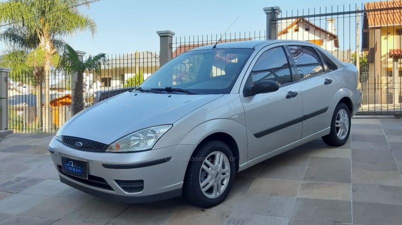 focus 2.0 glx sedan 16v gasolina 4p manual 2008 bento goncalves