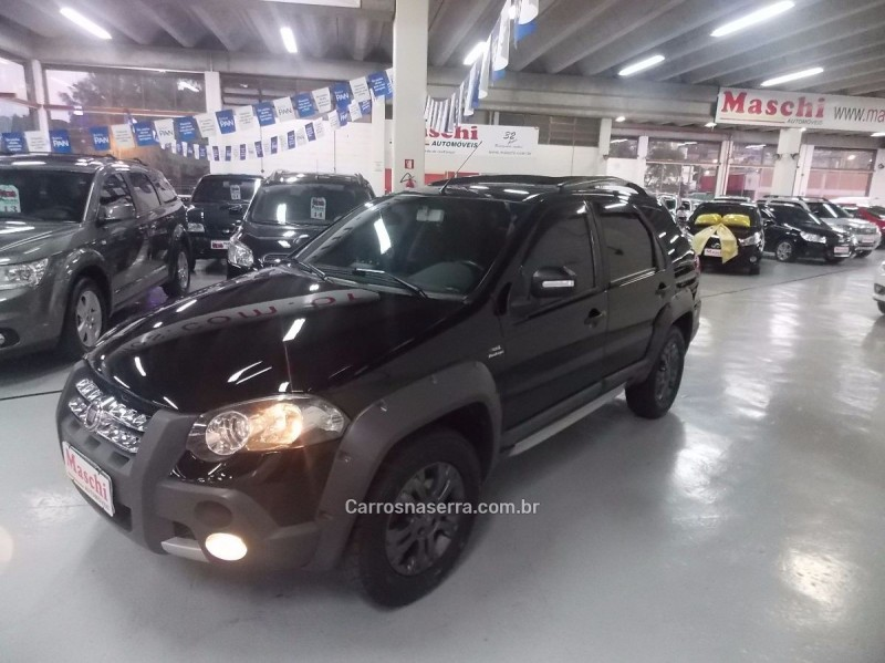 palio 1.8 mpi adventure locker weekend 16v flex 4p automatizado 2011 caxias do sul