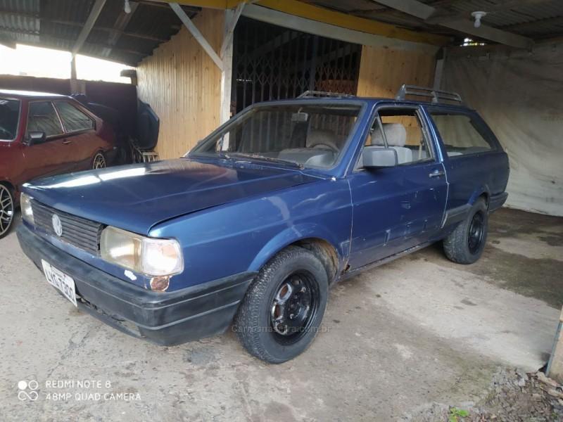 parati 1.8 gl 8v gasolina 2p manual 1992 caxias do sul