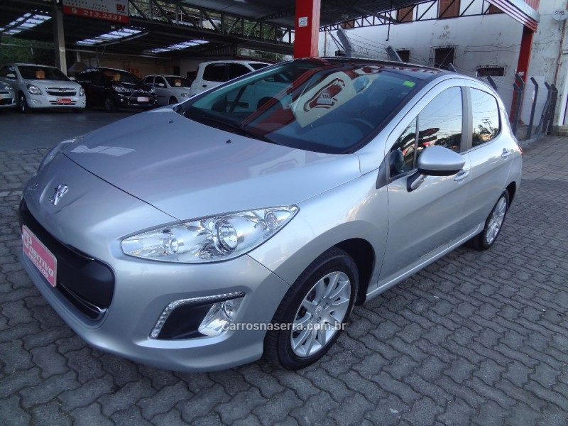308 1.6 active 16v flex 4p manual 2014 caxias do sul