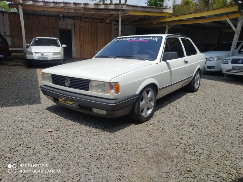 voyage 1.8 cl 8v gasolina 2p manual 1991 caxias do sul