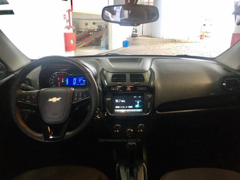 COBALT 1.8 MPFI LTZ 8V FLEX 4P AUTOMÁTICO - 2020 - CAXIAS DO SUL