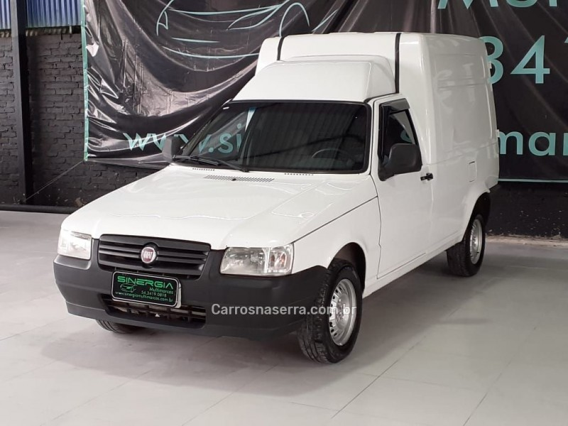 fiorino 1.3 mpi furgao 8v flex 2p manual 2013 caxias do sul