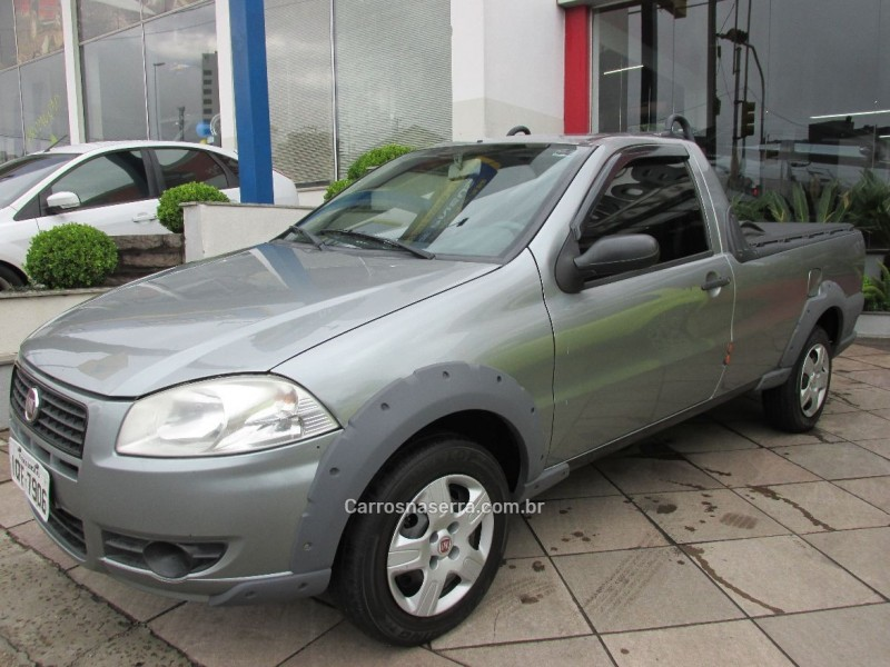 strada 1.4 mpi working cs 8v flex 2p manual 2010 farroupilha