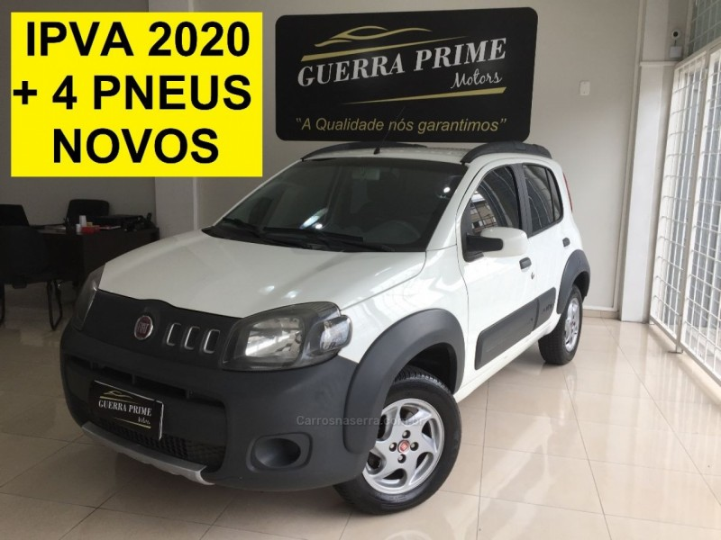 uno 1.0 way 8v flex 4p manual 2014 caxias do sul