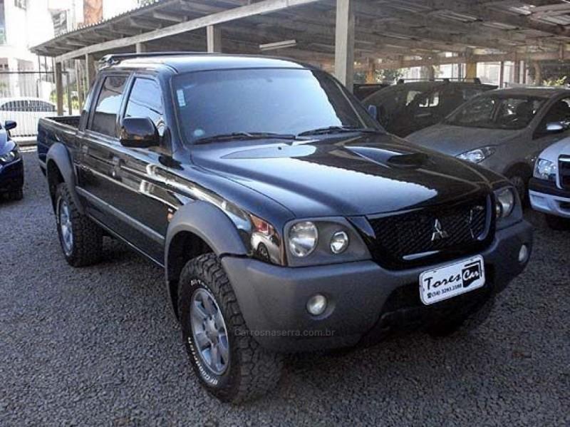 l200 outdoor 2.5 hpe 4x4 cd 8v turbo intercooler diesel 4p manual 2010 antonio prado