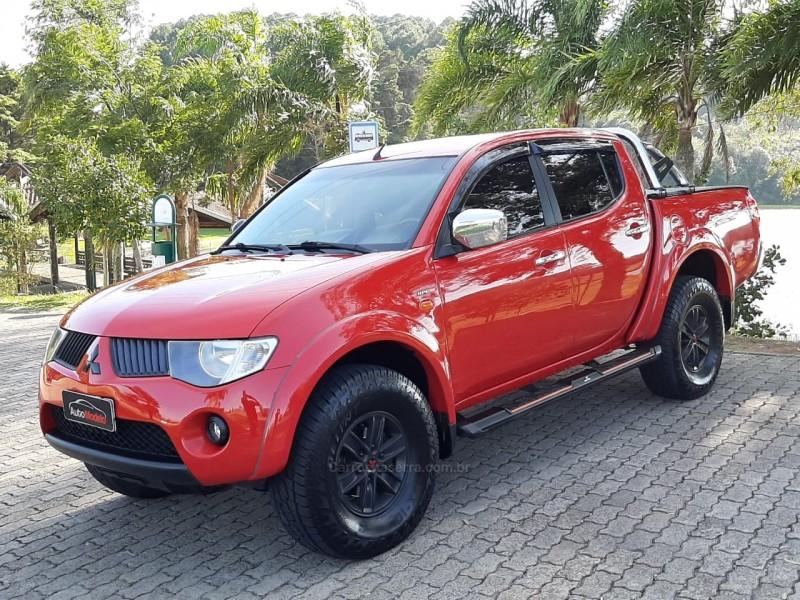 l200 triton 3.2 hpe 4x4 cd 16v turbo intercooler diesel 4p manual 2009 caxias do sul