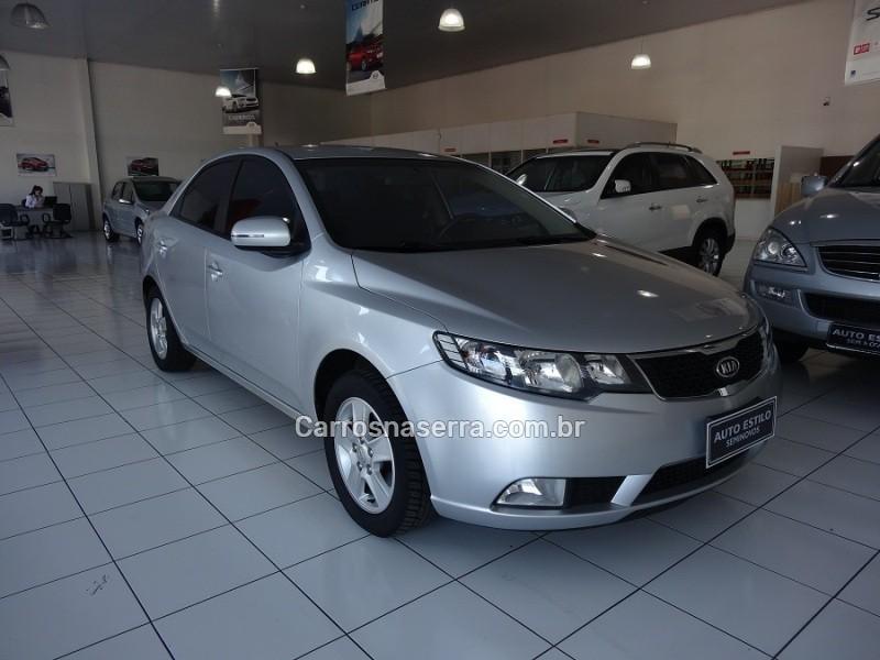 cerato 1.6 ex sedan 16v gasolina 4p manual 2011 caxias do sul