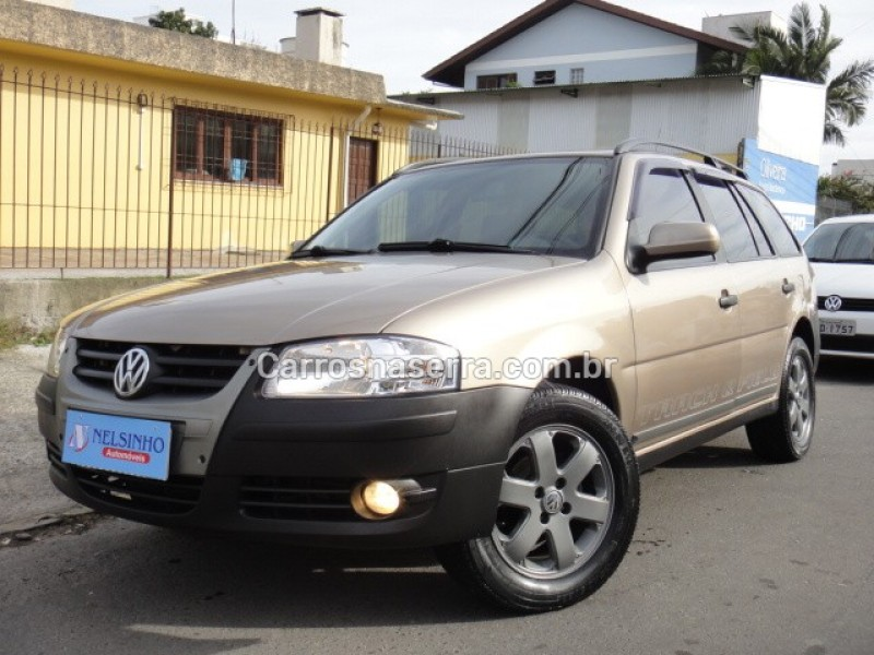 parati 1.6 mi track amp field 8v flex 4p manual g.iv 2006 caxias do sul