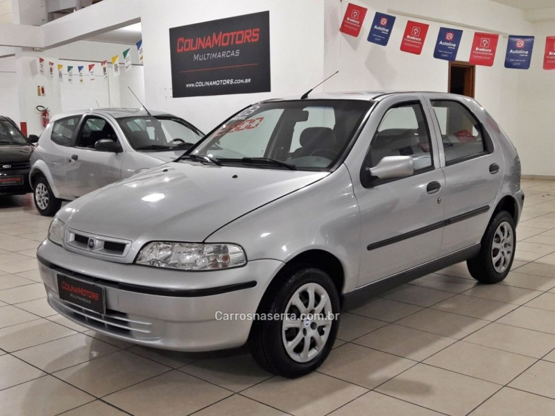 palio 1.0 mpi fire 8v gasolina 4p manual 2003 caxias do sul