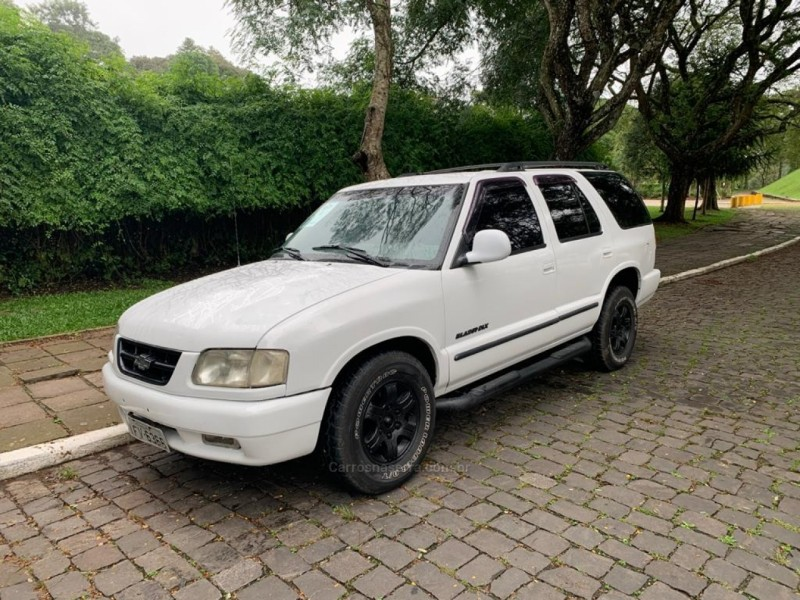 blazer 4.3 sfi dlx executive 4x2 v6 12v gasolina 4p manual 1997 farroupilha
