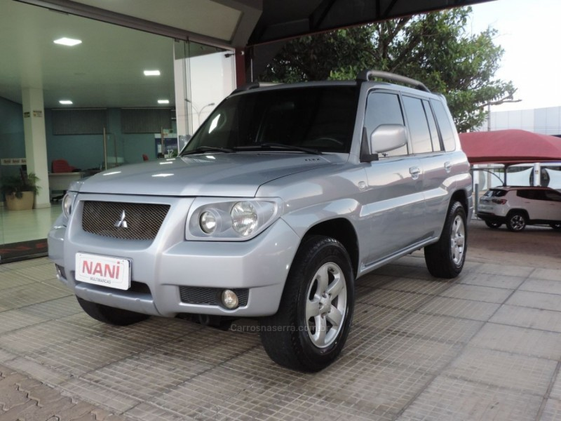 pajero tr4 2.0 4x4 16v flex 4p manual 2009 ivoti