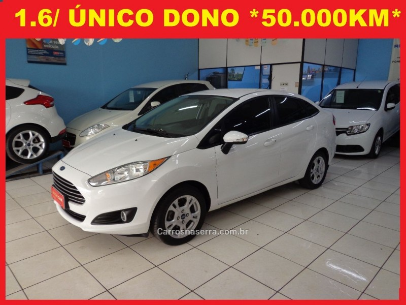 fiesta 1.6 se sedan 16v flex 4p manual 2014 caxias do sul